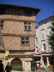 Maison du 15e siècle -  Auch, Office du Tourisme