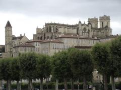 Tour du Sénéchal ou d'Armagnac - Italiano: Auch, Cattedrale di Santa Maria, 1489-1680