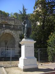 Tour du Sénéchal ou d'Armagnac -  Auch, D´Artagnan statue
