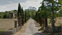 Ancienne abbaye cistercienne - Español: Paseo de la abadía