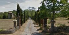 Ancienne abbaye cistercienne - Español: Antigua abadía de Berdoues
