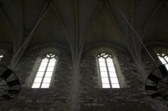 Eglise Saint-Luperc -  Eauze, Gers, France. Cathédrale Saint-Luperc (interior)