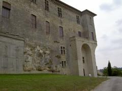 Ensemble des bâtiments du château -