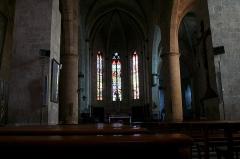 Eglise -  Montréal-du-Gers, Gers, France (the church)