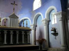Eglise Saint-Mamet - Français:   Peyrusse-Grande - Eglise Saint-Mamet - Abside