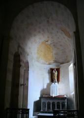 Eglise Saint-Mamet - Français:   Peyrusse-Grande - Eglise Saint-Mamet - Chapelle méridionale