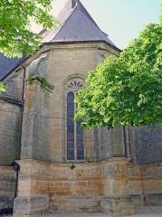 Eglise Saint-Pierre - Assier - Église Saint-Pierre - Chevet