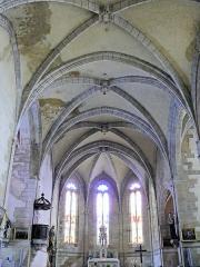Eglise Saint-Pierre - Assier - Église Saint-Pierre - Nef