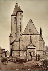 Eglise Saint-Pierre - French architectural photographer