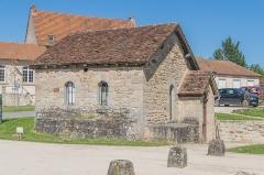 Eglise Saint-Saturnin - English: Chapel next to Saint Saturnin Church of Le Bourg, Lot, France