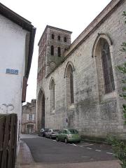 Eglise Saint-Barthélémy -  Église Saint-Barthélémy, Cahors