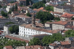Lycée Gambetta, ancien collège des Jésuites -  Cahors - 02082013 - Collège Gambetta