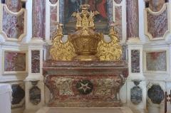 Eglise -  01082013 - Église de la Chaire-de-Saint-Pierre de Cambayrac