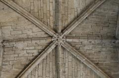Eglise Saint-Sauveur - Intérieur de l'église Saint-Sauveur de Figeac.