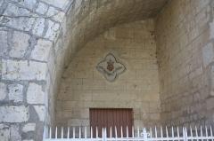 Eglise Saint-Clair - Français:   Eglise Saint Clair de Fontanes, Lot (France).