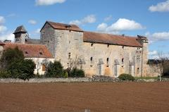 Ancien prieuré - English:  Priory of Laramière.