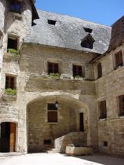 Ancien hôtel de la Raymondie, actuel hôtel de ville -  Martel