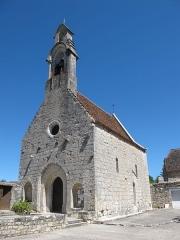 Eglise du hameau de l'Hospitalet - Église de l'Hospitalet - Rocamadour