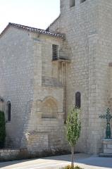 Eglise -  01082013 - Église Saint-Pantaléon