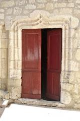 Eglise -  01082013 - Église Saint-Pantaléon Porte