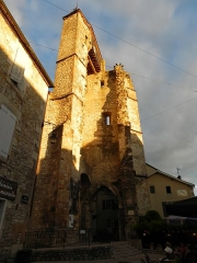 Ancienne église Saint-Martin et son beffroi -  Souillac , Au cœur de la vallée de la Dordogne, le Pays de Souillac vous ouvre les portes du Midi