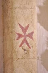 Eglise -  Église de Villesèque - 02082013 - Détail intérieur
