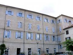 Ancien couvent des Bénédictines de la Daurade - Français:   Cahors - quai Champollion - Couvent des Bénédictines de la Daurade