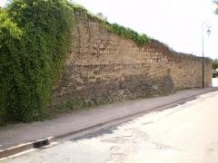 Remparts de la ville - Français:   Remparts de Figeac, Lot, France