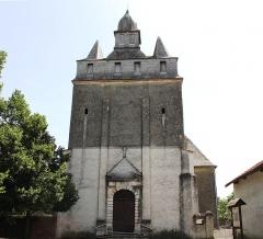 Eglise Saint-Barthélémy - Église Saint-Barthélemy d'Andrest (Hautes-Pyrénées)