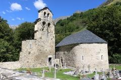Eglise des Templiers, dite aussi Chapelle-du-Plan - Chapelle Notre-Dame de l'Assomption (des Templiers) du Plan (Hautes-Pyrénées)