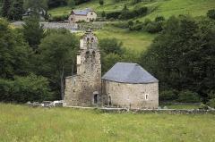 Eglise des Templiers, dite aussi Chapelle-du-Plan - Deutsch: kommtnoch