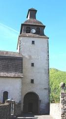 Eglise - Église Saint-Martin d'Arras-en-Lavedan (Hautes-Pyrénées)