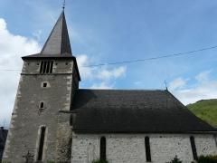 Eglise Notre-Dame - Français:   L\'église Notre-Dame, Arreau, Hautes-Pyrénées, France.