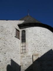 Eglise Notre-Dame - Français:   L\'Église Notre Dame d\'Arreau.
