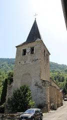 Eglise Notre-Dame - Église Notre-Dame de Bourisp (Hautes-Pyrénées)