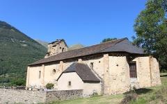 Eglise de Sère - Église Saint-Jean-Baptiste de Sère (Hautes-Pyrénées)