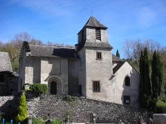 Eglise Saint-Martin - Église Saint-Martin de Geu
