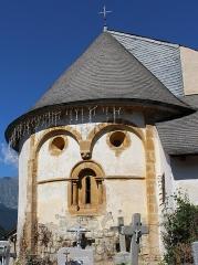 Eglise Notre-Dame ou Saint-Laurent - Église Notre-Dame, Saint-Laurent de Jézeau (Hautes-Pyrénées)