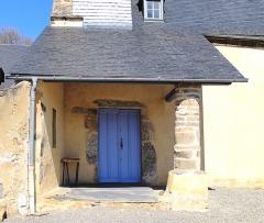 Eglise Saint-Pierre - Église Saint-Pierre de Julos (Hautes-Pyrénées)