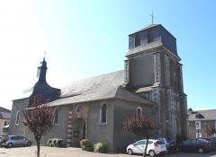 Eglise Saint-Jean-Baptiste - Église Saint-Jean-Baptiste de Lannemezan (Hautes-Pyrénées)