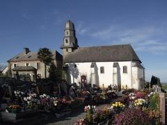 Eglise - Français:   Église Saint-Jean-l\'Évangéliste de Luc (Hautes-Pyrénées, France)