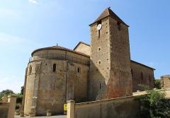 Eglise Sainte-Marie - Église Sainte-Marie de Madiran (Hautes-Pyrénées)