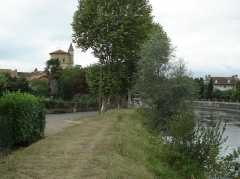 Eglise de l'Assomption -  Eglise de Maubourguet, l\'Adour, Maubourguet, Hautes-Pyrénées, France