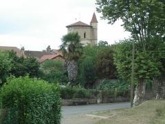 Eglise de l'Assomption -  Eglise de Maubourguet, Maubourguet, Hautes-Pyrénées, France