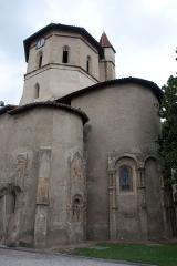 Eglise de l'Assomption -  Église dNotre-Dame de l'Assomption de Maubourguet, Maubourguet, Hautes-Pyrénées, France