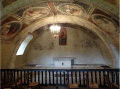 Eglise Saint-Barthélémy et ses annexes (tour et chapelle) - Chapelle saint jean