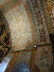 Eglise Saint-Barthélémy et ses annexes (tour et chapelle) - Travée du choeur