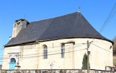 Eglise - Église Saint-Jacques de Cotdoussan (Hautes-Pyrénées)