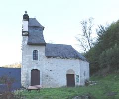 Ancienne église Sainte-Marie de Lurps - Église Sainte-Marie de Saint-Pastous (Hautes-Pyrénées)