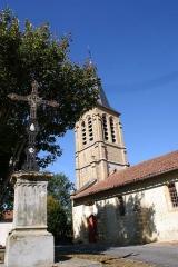 Eglise de l'Assomption - Nederlands: Kerk in Sariac-Magnoac.